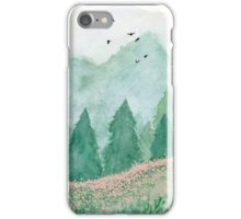 Mountain Forest  iPhone Case/Skin