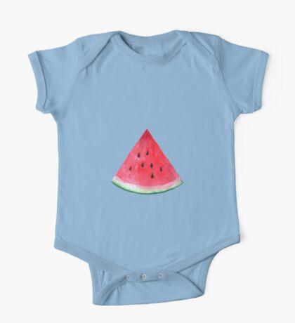 Juicy watermelon One Piece - Short Sleeve