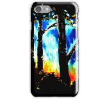 The edge of the forest iPhone Case/Skin