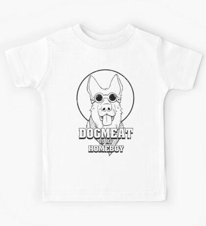 Dogmeat is my Homeboy Kids Tee