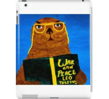 Mr. Groupert iPad Case/Skin