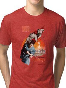 Akira Kurosawa's Yojimbo Tri-blend T-Shirt