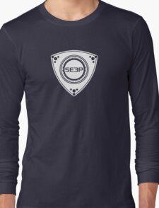SE3P Rotary design Long Sleeve T-Shirt
