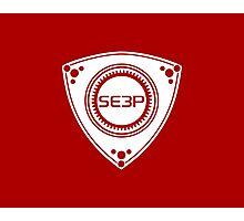 SE3P Rotary design Photographic Print