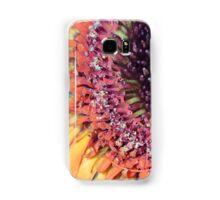 flower pollen abstract background Samsung Galaxy Case/Skin