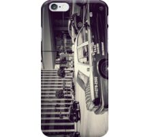 Beverly Hills - Taxi - Wilshire Boulevard Intersection iPhone Case/Skin