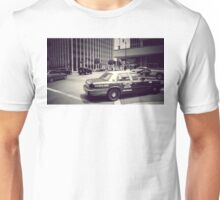 Beverly Hills - Taxi - Wilshire Boulevard Intersection Unisex T-Shirt
