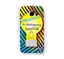 Intelligence Having Fun Samsung Galaxy Case/Skin