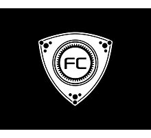 FC Rotary design Photographic Print