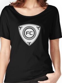 FC Rotary design Women's Relaxed Fit T-Shirt