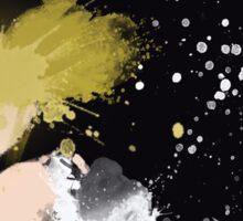 Blake Splatter Art [RWBY] Sticker