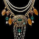 Necklace by ramanandr