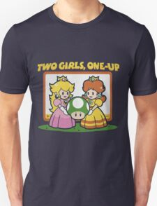 2 Girls, One-Up T-Shirt