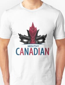 Mouthy Canadian T-Shirt