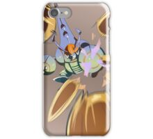 Pin Missile!! iPhone Case/Skin