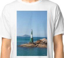 Te espero no farol Classic T-Shirt