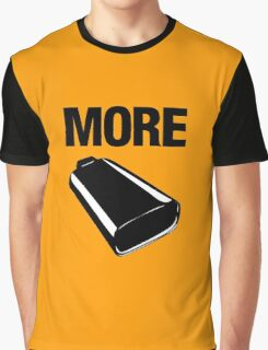 Even More Cowbell Graphic T-Shirt