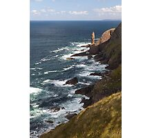 old man of stoer Photographic Print