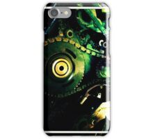timing chain iPhone Case/Skin