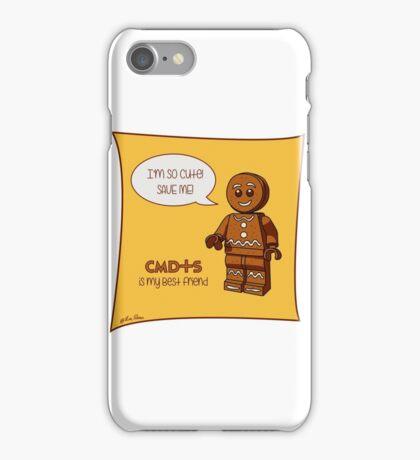 Save me! - Mac Edition iPhone Case/Skin