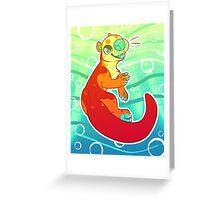 Otterly Amazing! Greeting Card