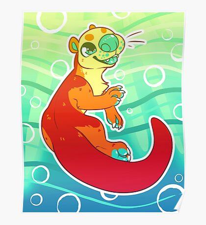 Otterly Amazing! Poster