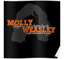 Molly Weasley Taught Me..... Poster