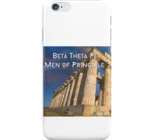 Beta Theta Pi- Men of Principle iPhone Case/Skin