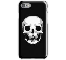 Pixel Skull  iPhone Case/Skin