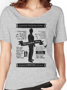 Damon Salvatore Quote Tee Women's Relaxed Fit T-Shirt
