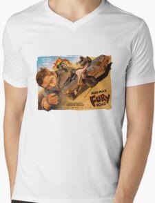 Mad Max Fury Road - V2 Mens V-Neck T-Shirt