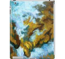 Water. Lynn Creek iPad Case/Skin