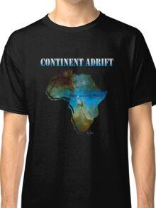 Continent Adrift Classic T-Shirt