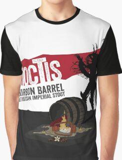 Noctis Bourbon Barrel Stout Graphic T-Shirt