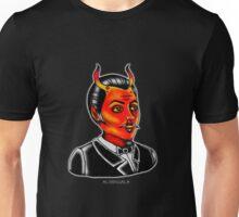 Halloween Flash | Devil Gent Unisex T-Shirt