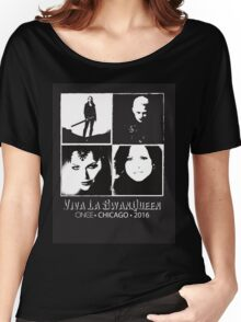 Once Upon A Time SwanQueen Convention Women's Relaxed Fit T-Shirt