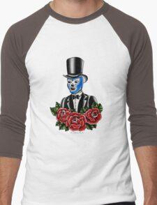Blue Demond Gent Men's Baseball ¾ T-Shirt