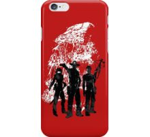 Waiting For The Dead iPhone Case/Skin