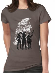 Waiting For The Dead Womens Fitted T-Shirt