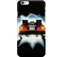 BTF - Delorean iPhone Case/Skin