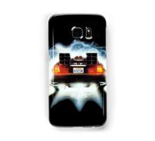 BTF - Delorean Samsung Galaxy Case/Skin