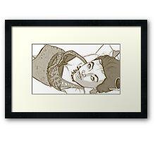 Jak Framed Print