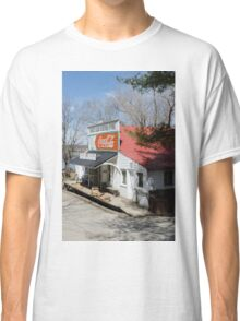 Rabbit Hash Store-Front View Angle Classic T-Shirt