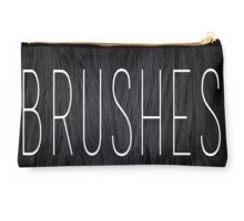 Brushes Makeup Bag II Studio Pouch