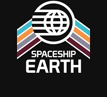 Spaceship Earth Retro Color Rainbow T-Shirt from EPCOT Center Unisex T-Shirt