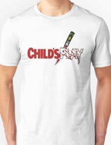 CHILD'S PLAY 1988 (SERIES 2) Unisex T-Shirt