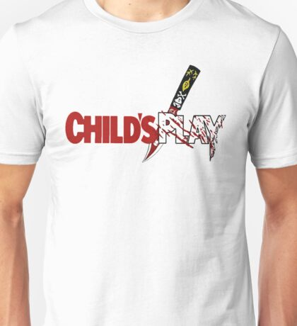 CHILD'S PLAY 1988 (SERIES 2) Unisex T-Shirt