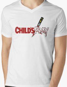 CHILD'S PLAY 1988 (SERIES 2) Mens V-Neck T-Shirt