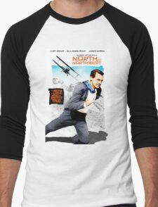 North By Northwest Men's Baseball ¾ T-Shirt
