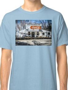 Rabbit Hash Store-Front View Classic T-Shirt